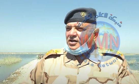 العمليات المشتركة: الحشد والقوات الأمنية دمرا تحصينات داعش خلال عمليات ابطال العراق