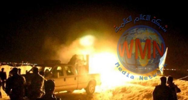 اللواء الأول للحشد يحبط محاولة لداعش لاستهداف المنشآت النفطية شرق ديالى
