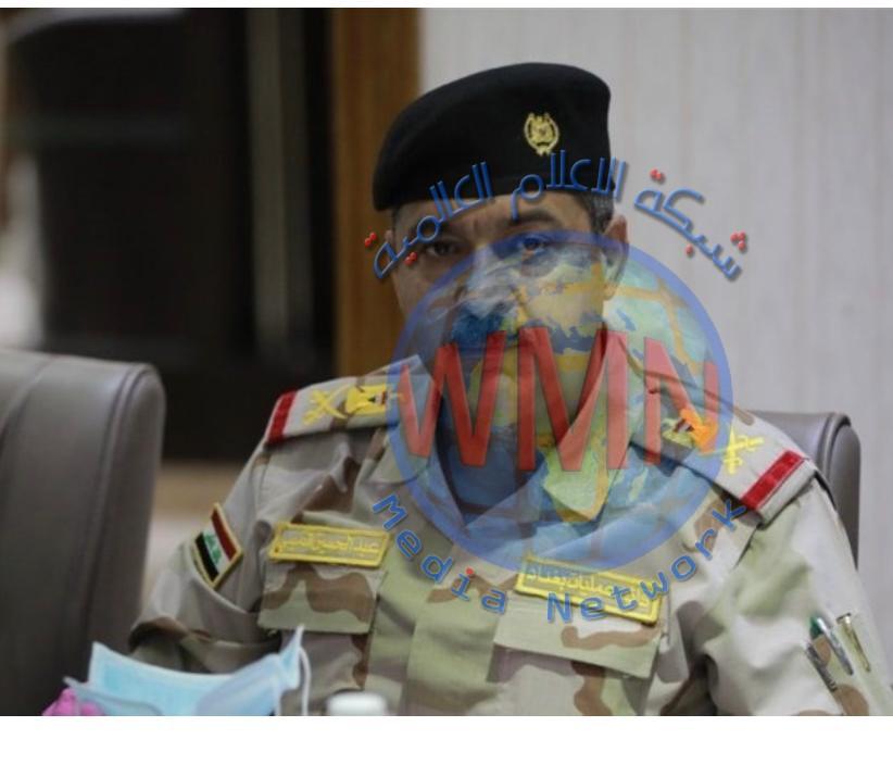 العمليات المشتركة تنعى وفاة قائد عمليات السابق بعد صراع من المرض