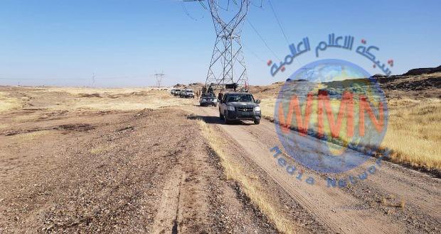 """انطلاق اليوم الثالث لعمليات """"أبطال العراق نصر السيادة"""""""