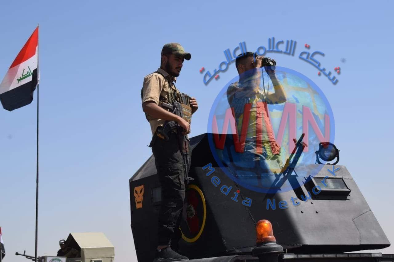 الحشد الشعبي ينفذ عملية أمنية في قرى البدو جنوب غرب كركوك