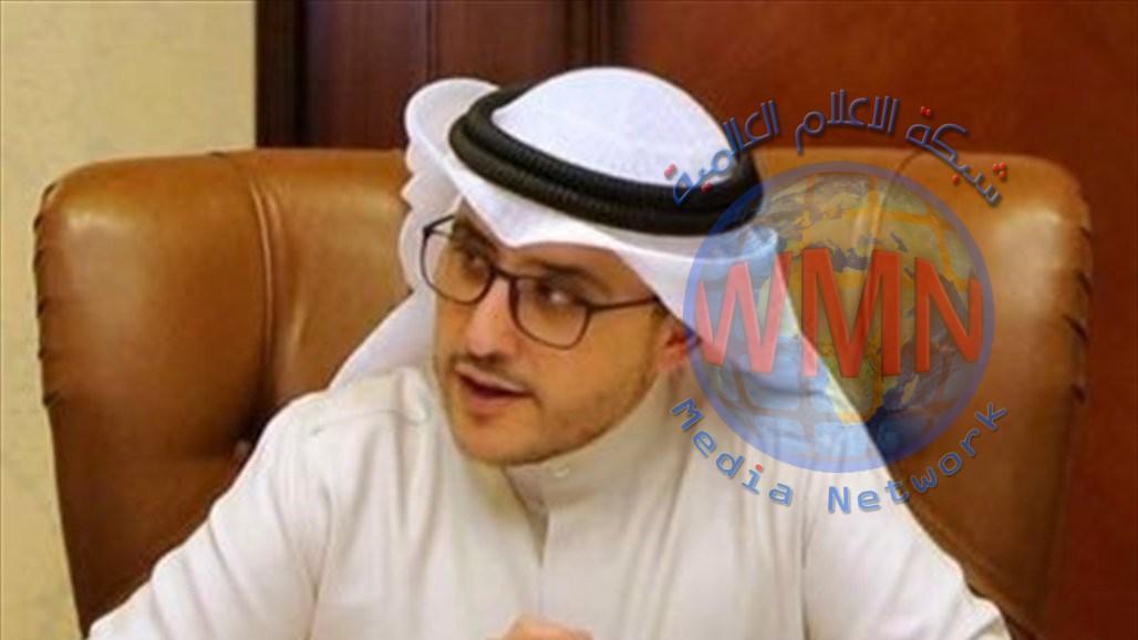 وزير الخارجية الكويتي يصل بغداد