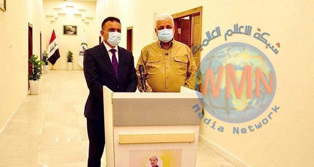 فالح الفياض: لدينا توجه بإنشاء مستشفيات ذات 400 سرير للمصابين بكورونا