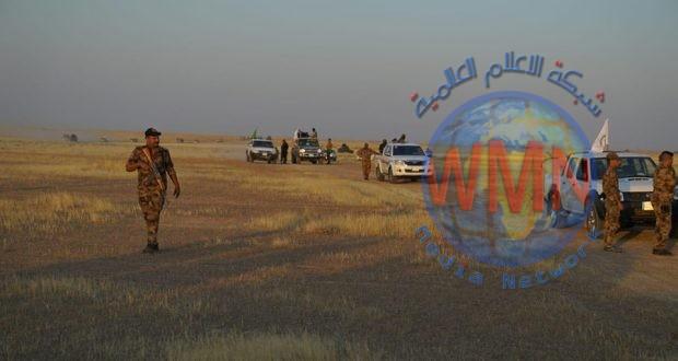 الحشد والجيش يشرعان بعملية أمنية في قضاء الطارمية شمال بغداد بحثا عن مطلوبين متخفين وسط العوائل