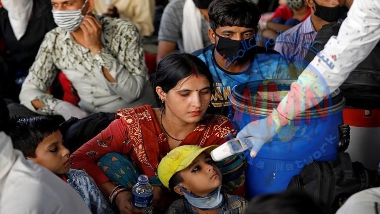كورونا في الهند.. 29 الف إصابة جديدة والحصيلة تقترب من 900 ألف