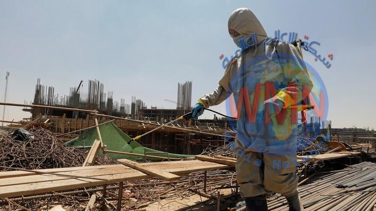 مصر تكسر الرقم القياسي وتتخطى الصين في إصابات فيروس كورونا