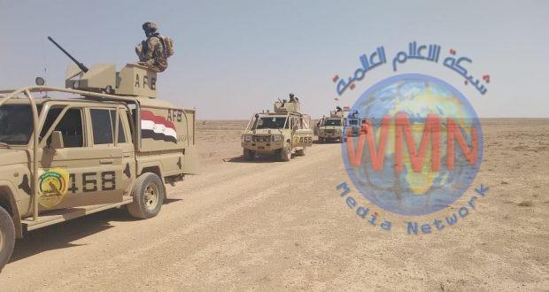 """الحشد الشعبي والجيش يدمران مضافتين لـ""""داعش"""" في الأنبار"""