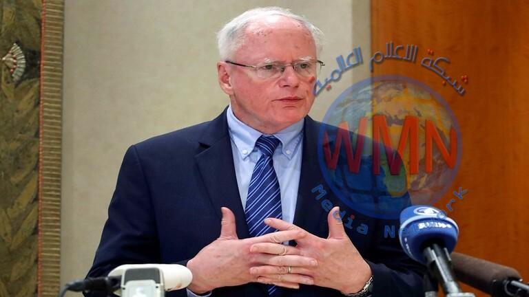 """المبعوث الأمريكي الخاص بسوريا يعلق على حادث انفجار """"خط أنابيب الغاز"""""""