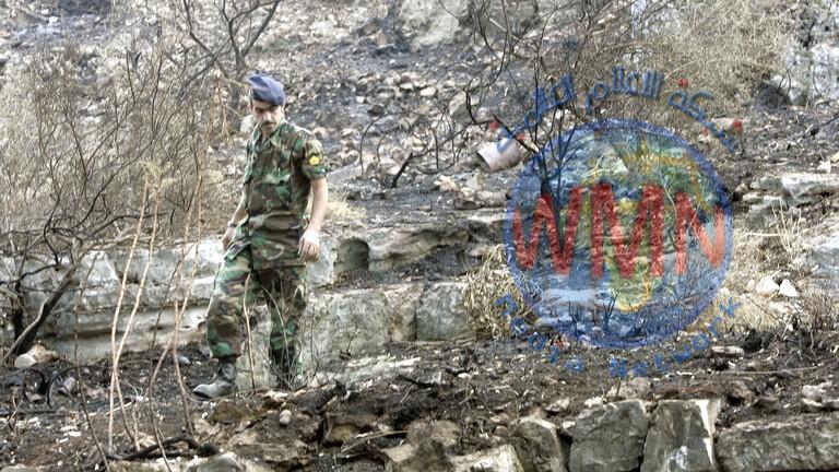 إصابة 4 عسكريين لبنانيين على الحدود مع سوريا