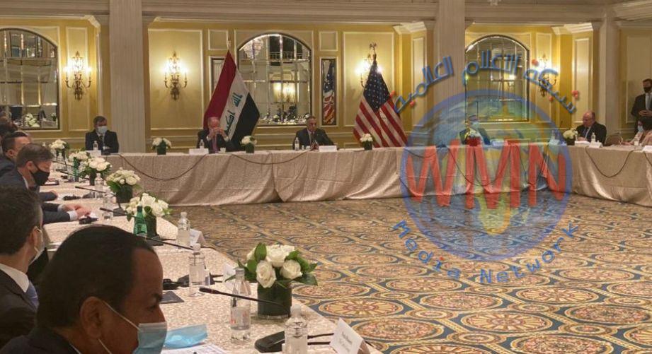 الكاظمي: نجري محادثات مع مؤسسات عالمية لتعقب الفاسدين