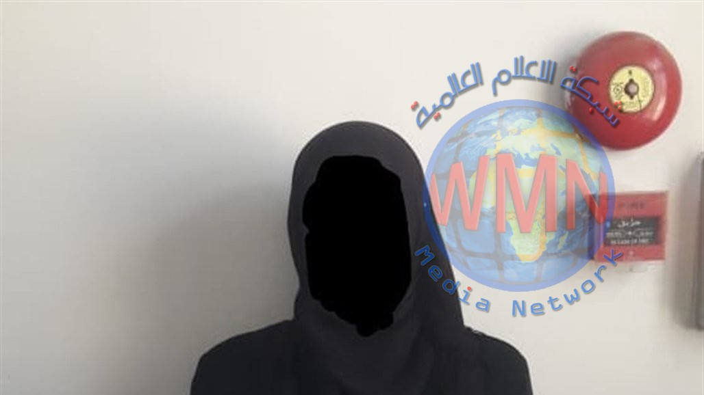 وكالة الاستخبارات: القبض على إمرأة مطلوبة بالإرهاب في صلاح الدين