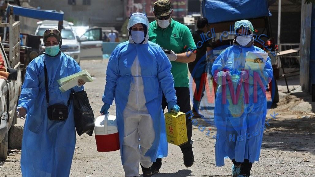 بابل تسجل 163 إصابة جديدة بفايروس كورونا و222 حالة شفاء
