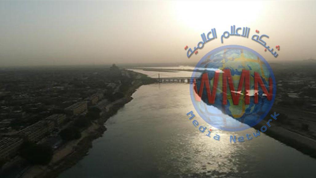 """الموارد المائية تردع """"تجاوزاً فريداً من نوعه"""" على ضفاف دجلة في بغداد"""