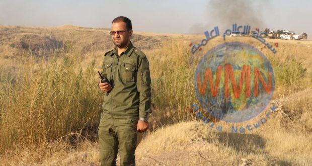 اللواء 20 بالحش..د يعثر على نفق لد11عش في خانقين