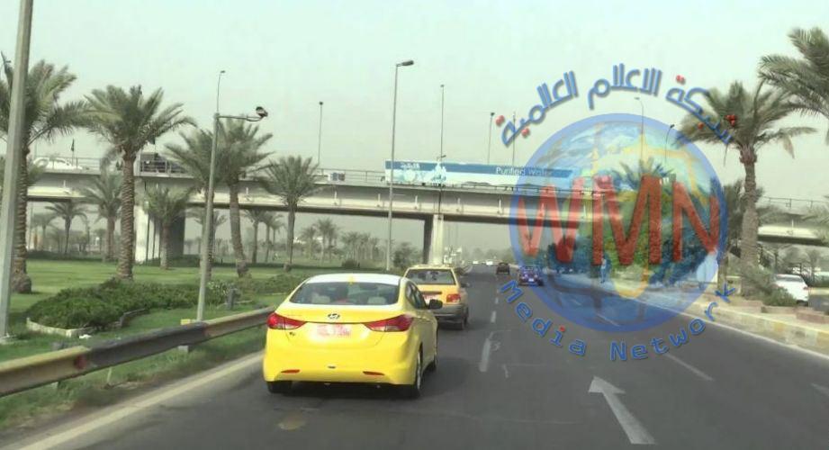 الإعلام الامني: انفجار عبوة ناسفة على عجلة بطريق مطار بغداد