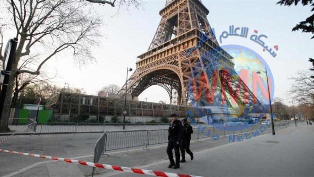 إخلاء برج ايفل في باريس بعد تهديد بوجود قنبلة