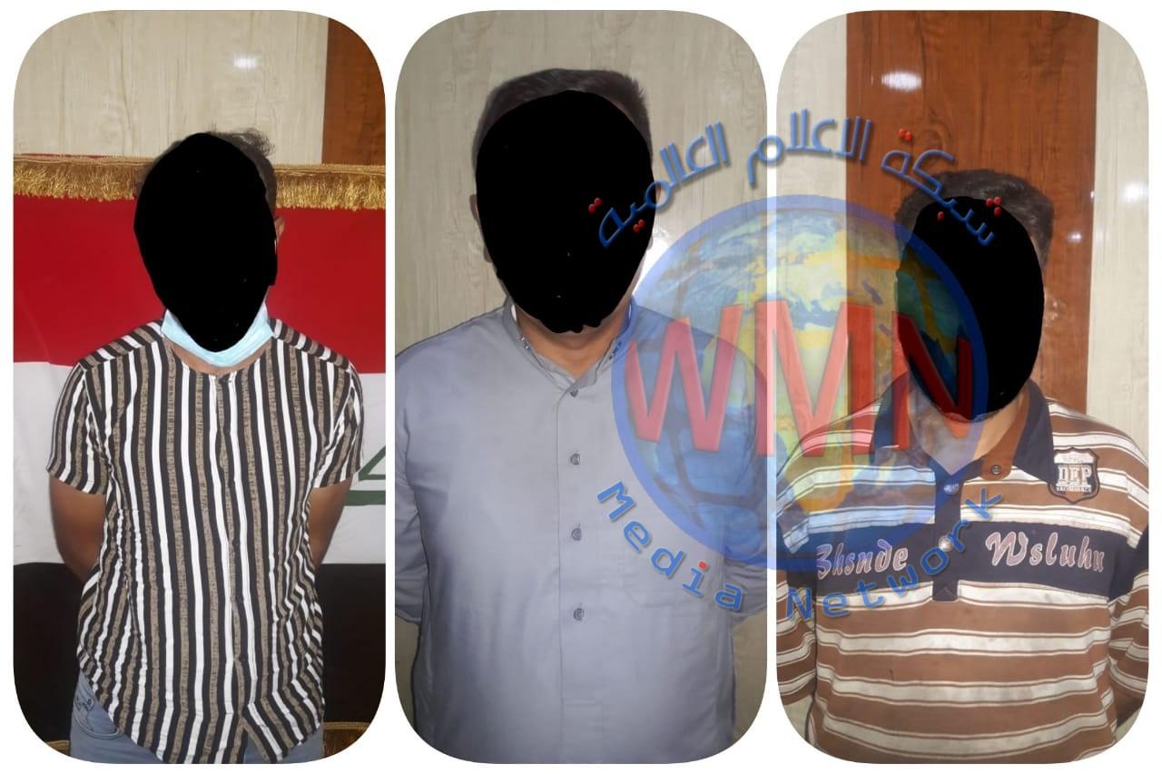 وكالة الاستخبارات :القبض على ثلاثة ار.ها.بيين عملوا عسكر ضمن صفوف د١١عش بمحافظة نينوى