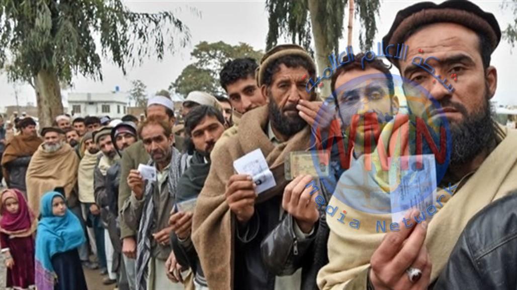 مقتل 15 افغانيا بعد تدافع للحصول على تاشيرة دخول الى باكستان