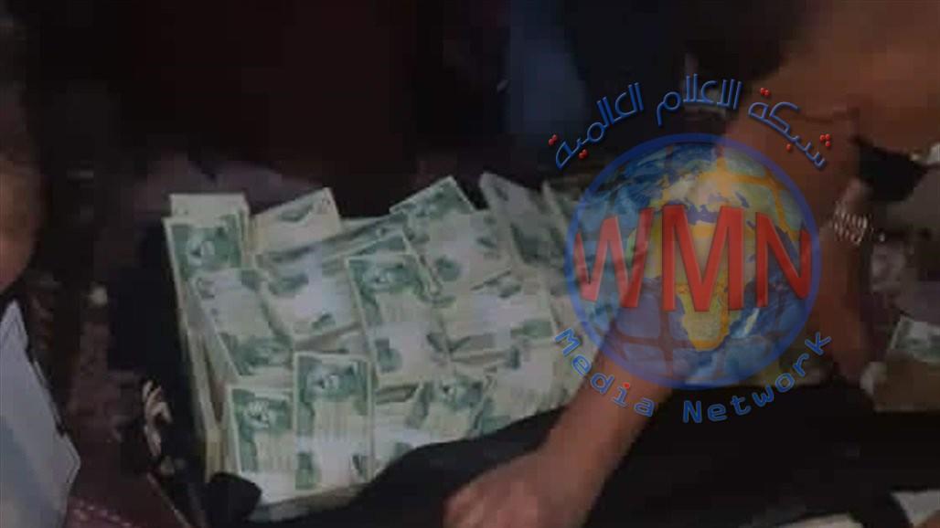 ضبط مطبعة نقود مزيفة في بغداد