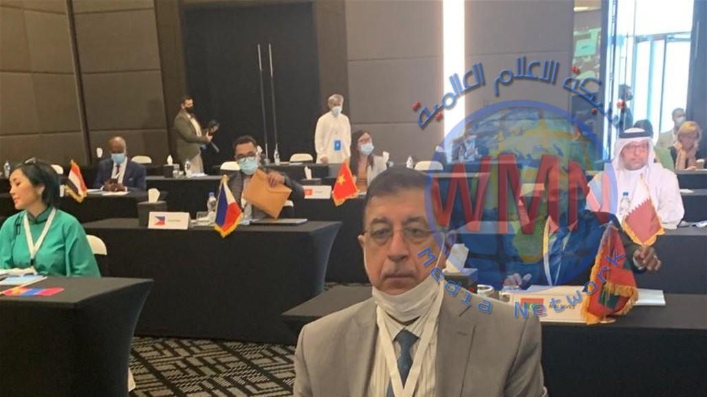 العراق يشارك في اجتماع كونغرس الاتحاد الاسيوي للسباحة
