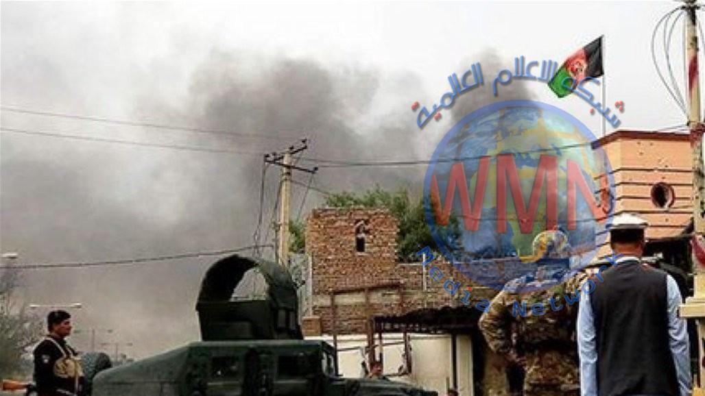 قتلى وجرحى بهجوم انتحاري شمالي افغانستان