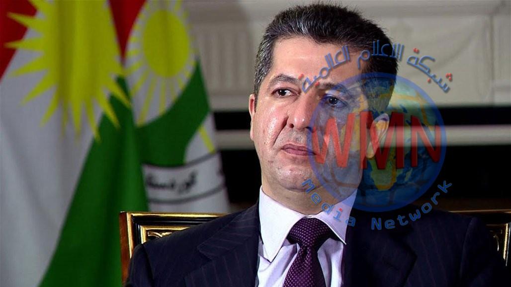 بارزاني: حصة كردستان من الواردات الاتحادية حق وليست هبة