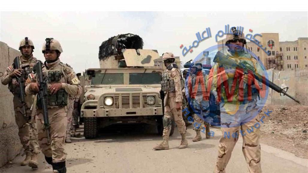 الجيش والحشد يشرعان بعملية استباقية في تلال حمرين