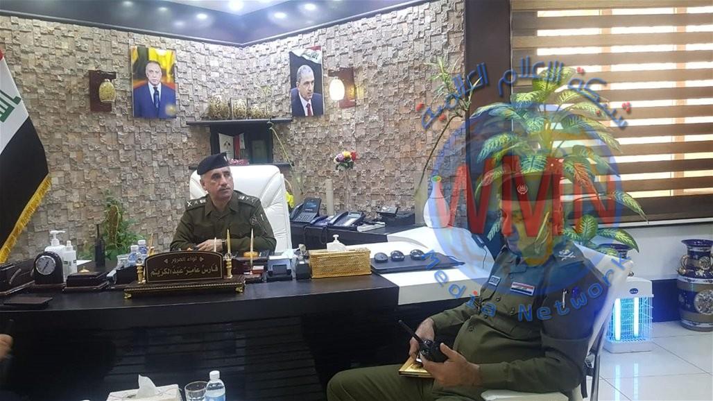 تكليف اللواء طارق اسماعيل بمنصب مدير عام المرور
