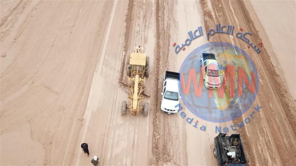 انطلاق أعمال مشروع طريق الحج البري بطول 239 كم
