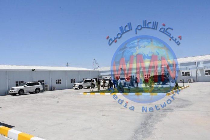 بدعم العتبة الحسينية.. افتتاح مستشفى لمعالجة مصابي كورونا في نينوى