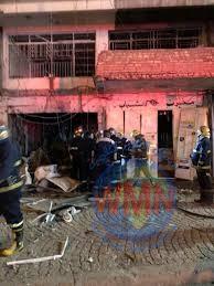مصدر يكشف طبيعة الانفجار الذي سمع صوته شرقي بغداد