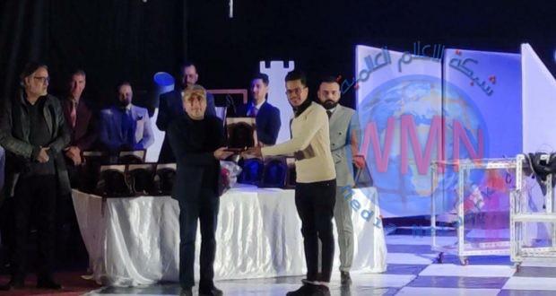 شعبة السينما بمديرية الإعلام في هيئة الحشد تفوز بجائزة أفضل سينوغرافيا
