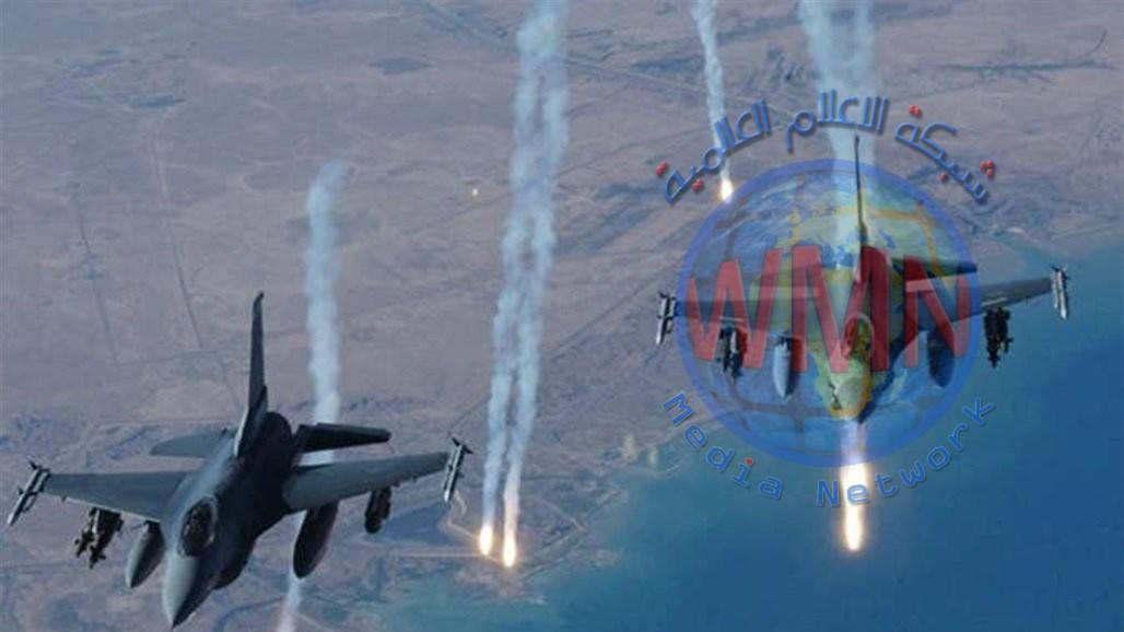 """التحالف الدولي يدمر خمسة أوكار لـ""""داعش"""" في جبال مكحول"""