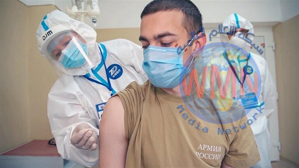روسيا تخطط لتطعيم 60% من السكان البالغين بلقاح ضد كورونا