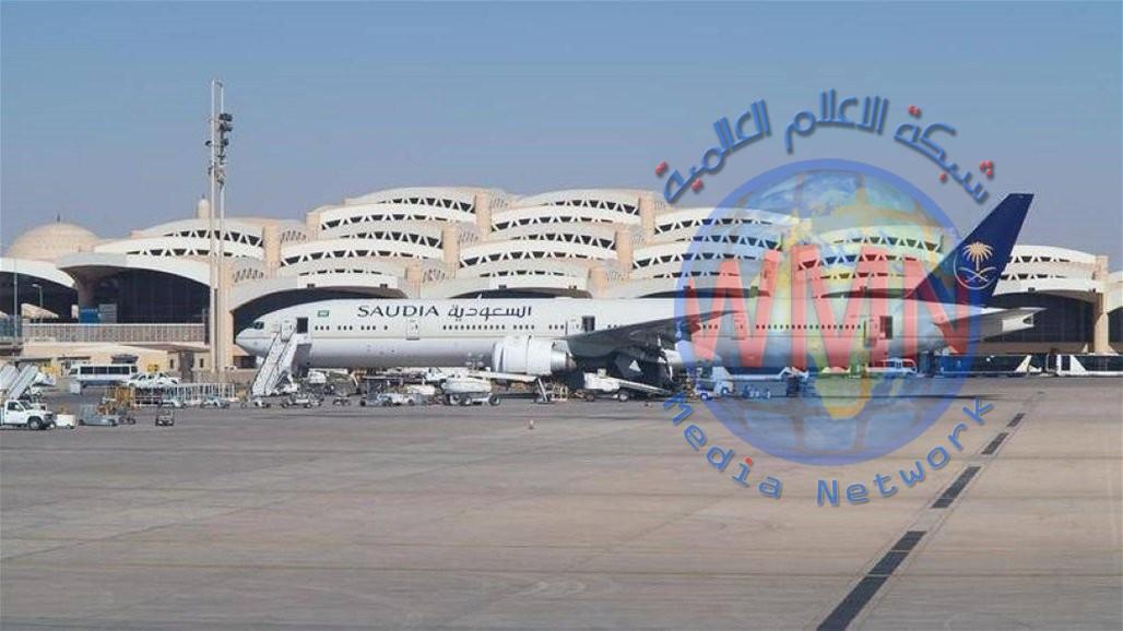 السعودية تعلق جميع الرحلات الجوية