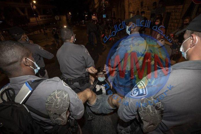 قوات الاحتلال تعتقل 5 فلسطينيين بينهم امرأة في القدس المحتلة