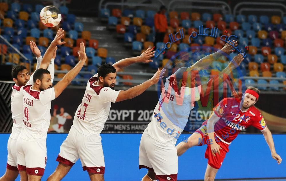 الدنمارك تتوج ببطولة العالم لكرة اليد