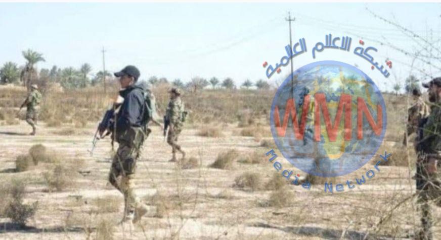 """عمليات بغداد للحـ..الشعبي..ـشد تعلن مقتل ما يسمى بـ""""والي الطارمية والمفتي الشرعي"""" لد١١عش"""