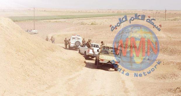 الحشد الشعبي والقوات الأمنية ينفذان عملية أمنية في صلاح الدين