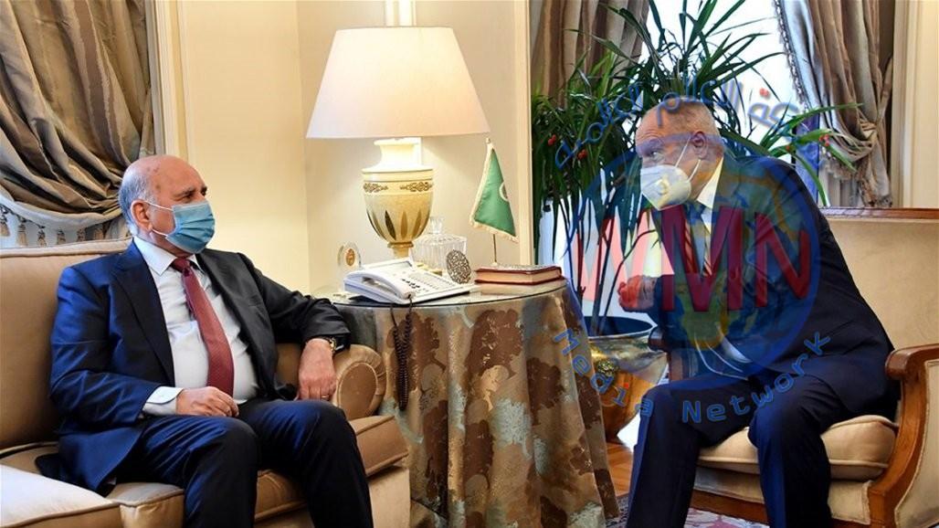 وزير الخارجيّة يبحث مع الأمين العامّ لجامعة الدول العربيّة اخر تطورات المنطقة