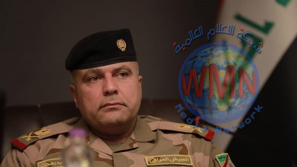 قائد عمليات بغداد يعلن نتائج عملية أمنية في محيط العاصمة