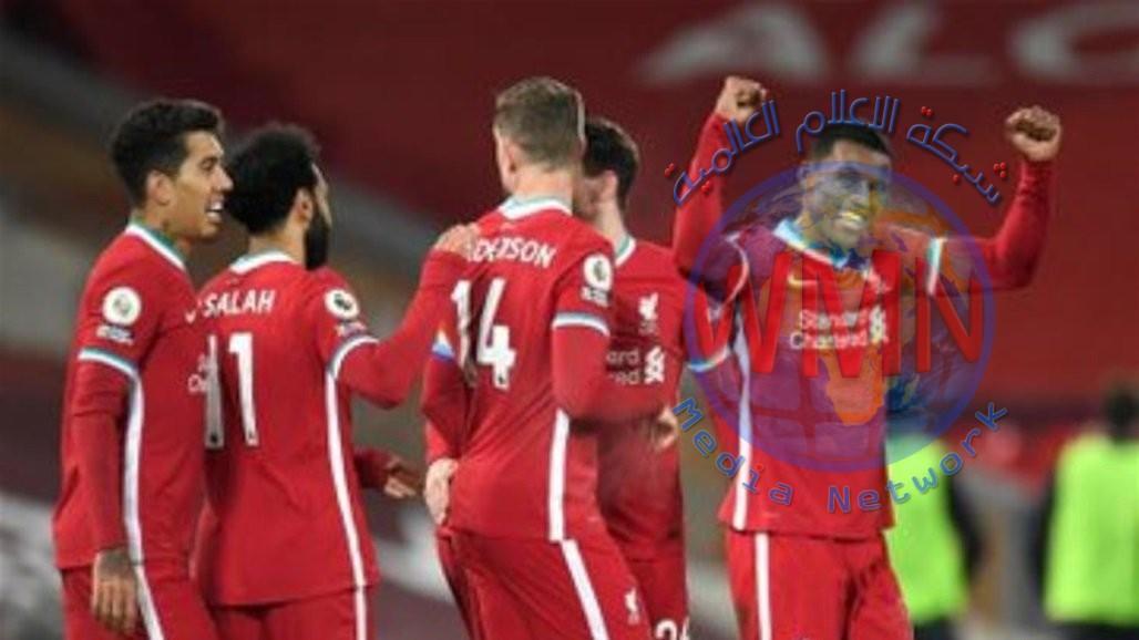 ليفربول يسقط لايبزيغ بثنائية ويقترب من ربع نهائي دوري أبطال أوروبا