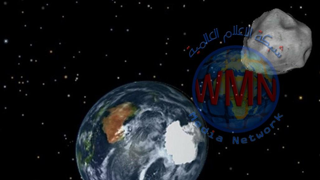 اليوم.. كويكب بحجم ملعب كرة قدم يقترب من الأرض