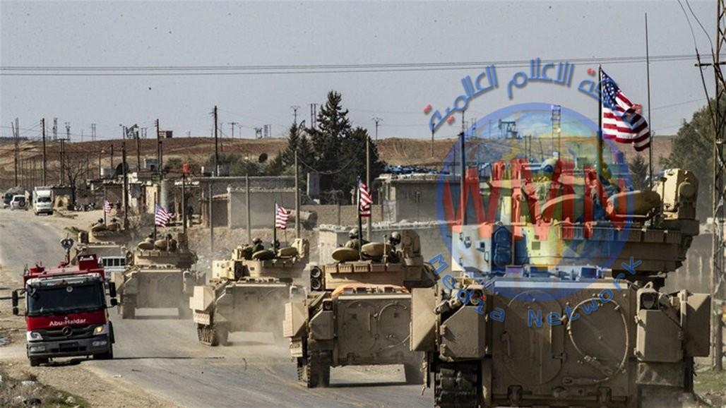 """دمشق تتهم القوات الأمريكية بإخراج شاحنات """"حبوب مسروقة"""" الى العراق"""