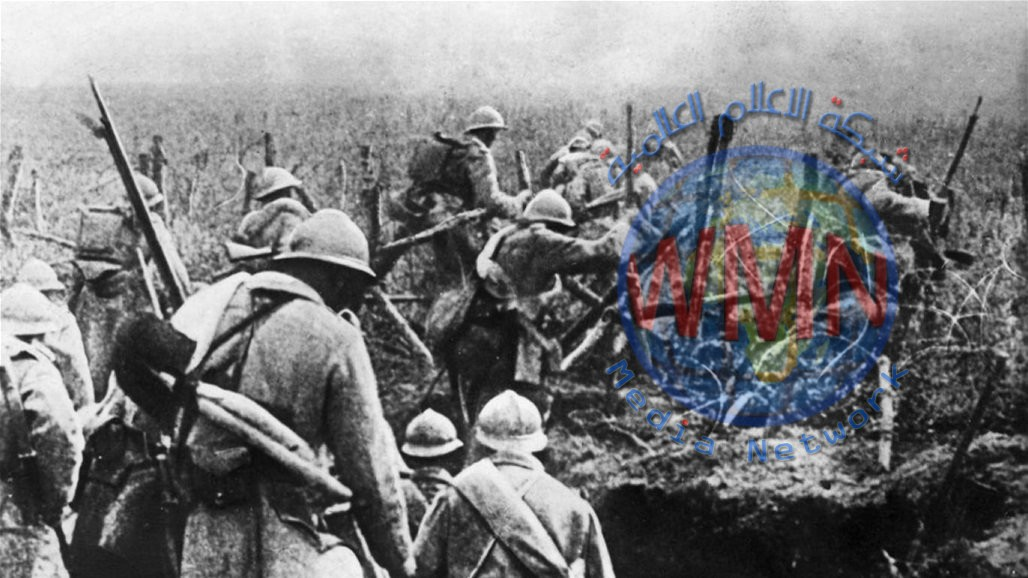 العثور على نفق يضم رفات المئات من الجنود الالمان قتلوا بالحرب العالمية الاولى