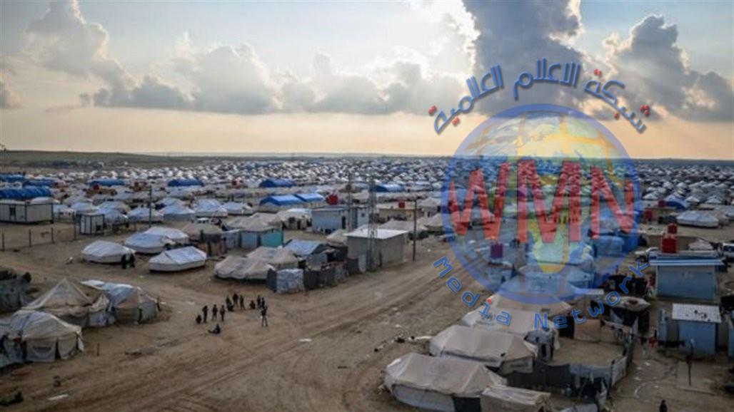 العراق يدعو لمعالجة وضع العائلات بمخيم الهول في سوريا