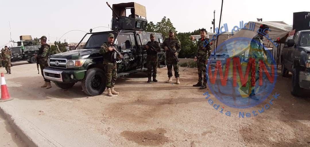 اللواء الثاني للحشد يباشر بخطة تأمين زيارة النصف من شعبان في النجف الأشرف