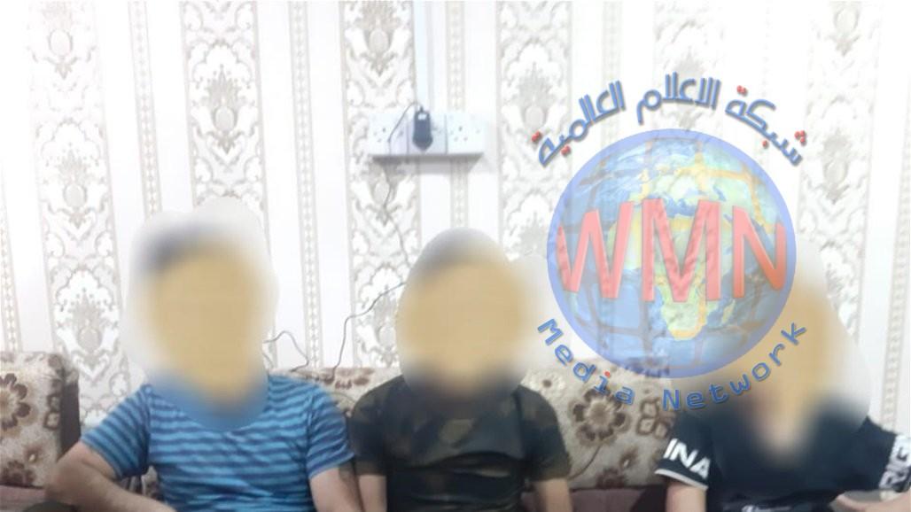 القبض على ثلاثة متهمين وضبط بحوزتهم اسلحة في البصرة