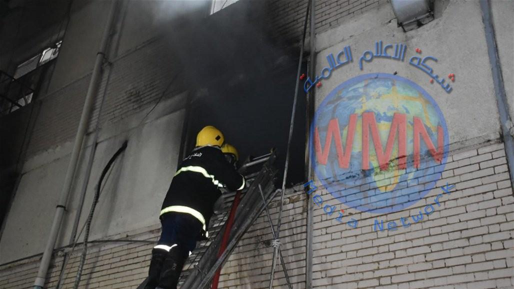 وزارة الداخلية تعلن الحصيلة النهائية لحريق ابن الخطيب