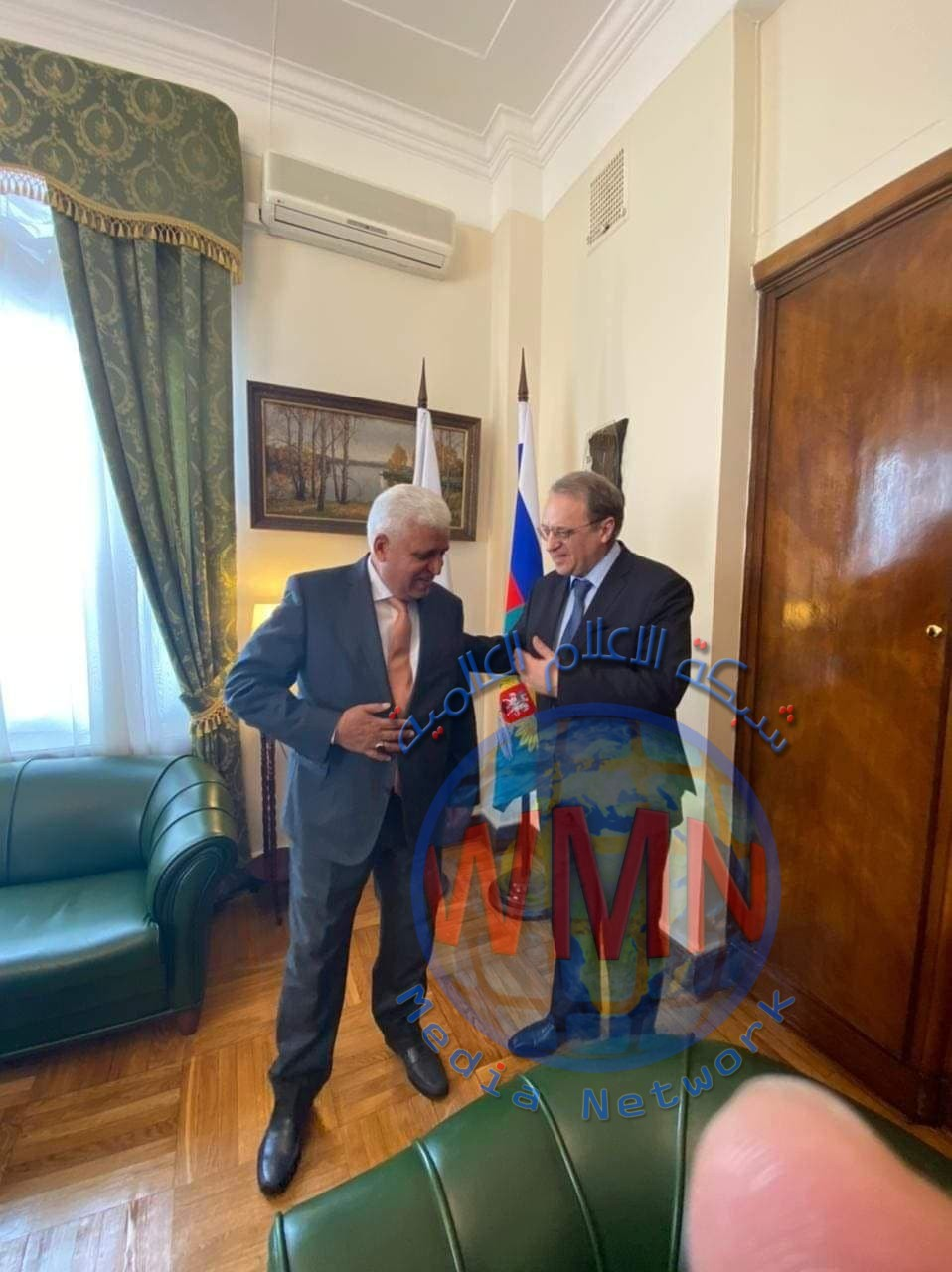 من موسكو.. الفياض يبحث مع باتروشيف قضايا الأمن الإقليمي والتعاون بين البلدين